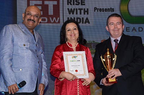 Global CSR Leadership Award