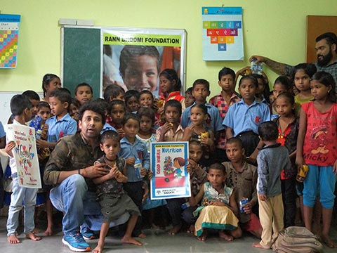 Max India Foundation in partnership with ITV Foundation