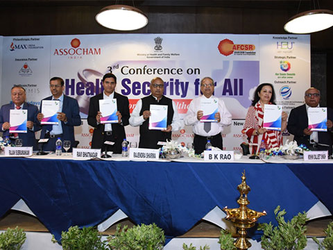 Conference on Health Security | Book Release