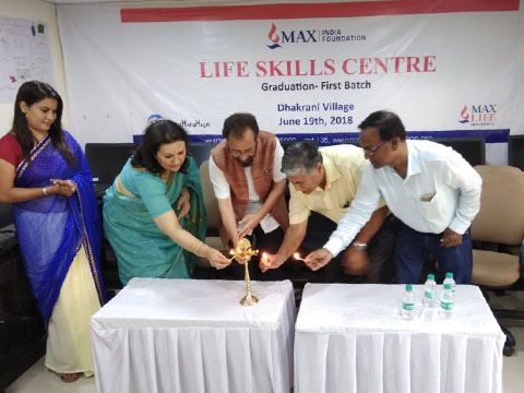 ​Successful Completion of the Skill Training for Batch 1
