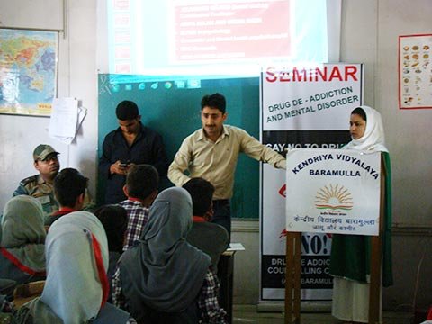 De-addiction Centre - Baramulla, Kashmir