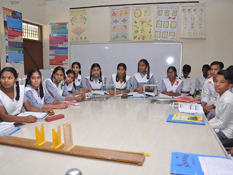 ​ Vaccination schedule completed for Girls at Balgram, Sonepat