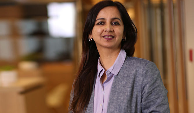 Sunita Mohan - Head, Max India Foundation